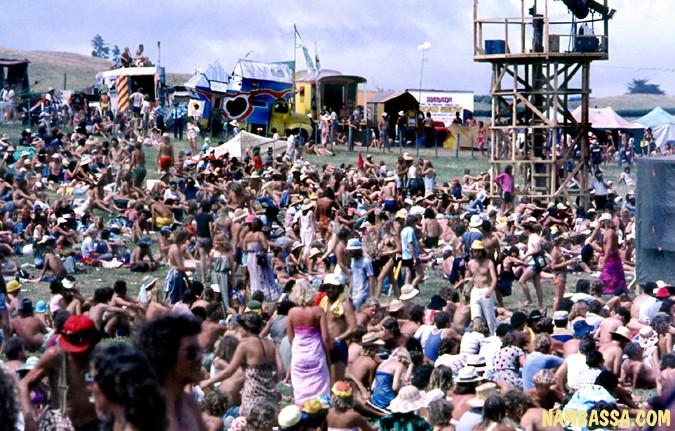 Nambassa Festival 1978-81